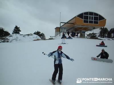 squí Baqueira - Aprende a esquiar; viajar en semana santa; viajes verano